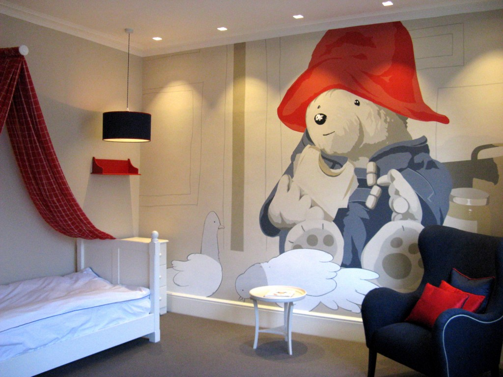 Paddington Bear Room email